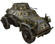 Sd. Kfz. 222 model CoD3