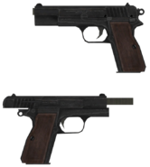 Browning HP model BOII