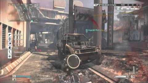 Call of Duty Ghosts - Multiplayer - Kill Confirmed on Ignition (no commentary)