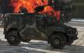 GAZ-2975 side view Severed Ties CoDG