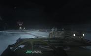 Ambush Kubelwagen rammed