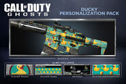 Ducky Personalization Pack CoDG