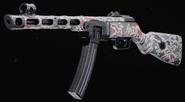 PPSh-41 Wasteland Gunsmith BOCW