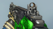 Peacekeeper MK2 First Person Weaponized 115 Camouflage BO3