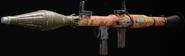 RPG-7 Groovy Gunsmith BOCW