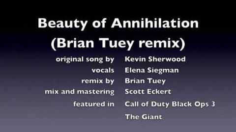 Beauty of Annihilation (Giant Remix)