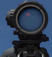 Cod mw прицел разведчика эффект лунения