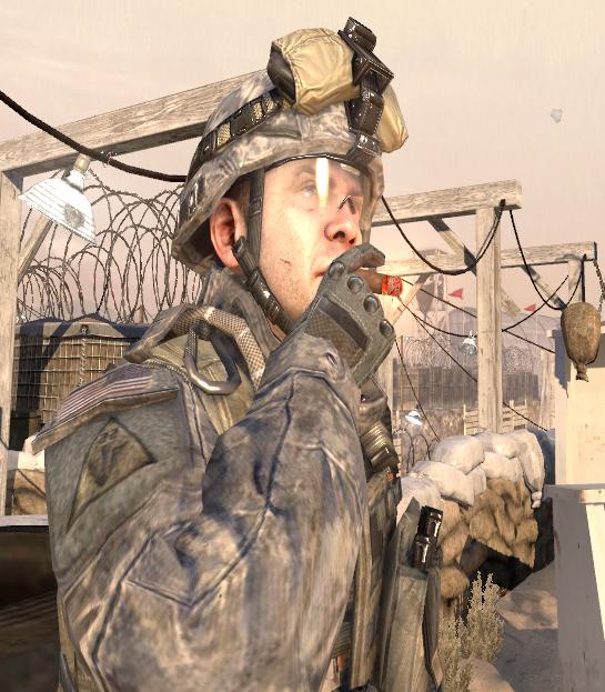 Fahey (Modern Warfare 2)