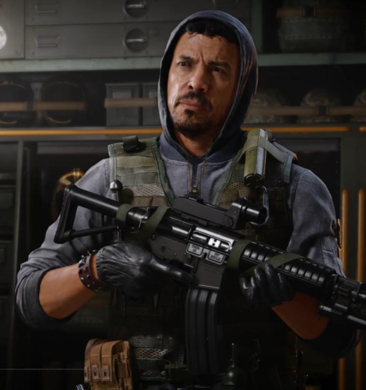 Garcia Cold War Call Of Duty Wiki Fandom