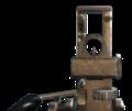 M60E4 Iron Sights MW3