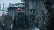 Metz taking prisoners WWII