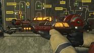Raygun Mark II-Y third-person AlphaOmega BO4