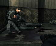 Resistance Wounded MW3