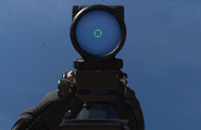 Call of Duty Modern Warfare 2019 Проекционный прицел APX5 2