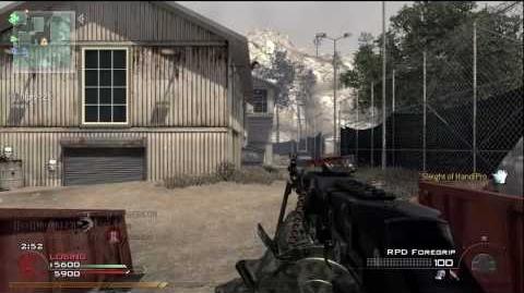 Call of Duty Modern Warfare 2 Team Deathmatch 2