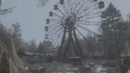 Ferris wheel MWR
