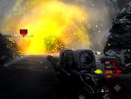 Scavenger explosion