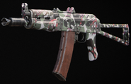 AK-74u Threshold Gunsmith BOCW