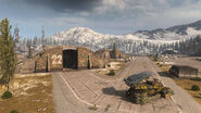 ArklovPeakMilitaryBase Hangar22 Verdansk Warzone MW