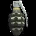 Weapon us grenade