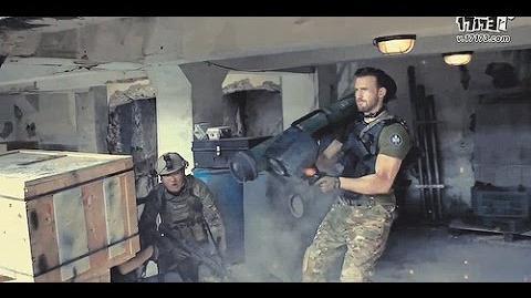 Call Of Duty Online FULL Live Trailer Starring Chris Evans!!!!