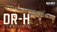 Call of Duty® Mobile - DR-H Weapon Highlight