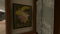 Hijacked вино Salud