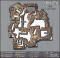 Strikezone Post K.E.M. Strike CoDG