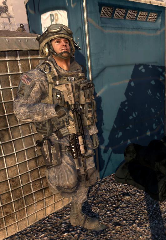 Хадсон (Modern Warfare 2)