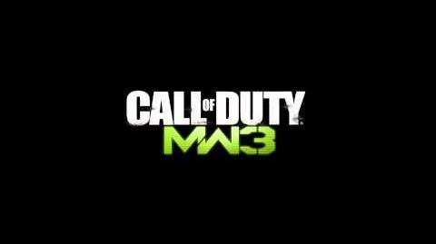 Call of Duty Modern Warfare 3 Inner Circle Defeat Theme