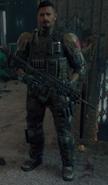 Egyptian Soldier BO3