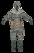 Soviet Hazmat model BO