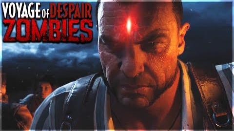 Voyage of Despair ENDING CUTSCENE CINEMATIC (Black Ops 4 Zombies Ending)