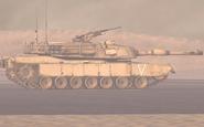 Abrams Side view Fire Base Phoenix MW2