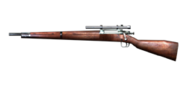 CoD1 Weapon Springfield
