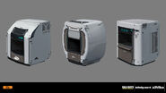 Coffee machine concept IW