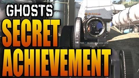 """How to get the """"Eggstra XP"""" Secret Achievement! (Call of Duty Ghosts Devastation Easter Egg)"""