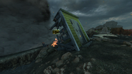 Nuketown Zombies power-up shed BO2