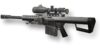 Barrett .50 menu icon MW2