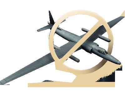 Counter-Spy Plane