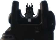 IMR iron sights AW
