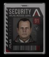 Kahn Security Card AW