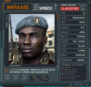Profile Waarabe