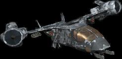 VTOL Warship