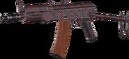 AK-74u Dragon Skin MWR