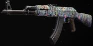 AK-47 Glitch Gunsmith BOCW