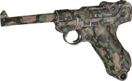P-08 Pea Pattern WWII