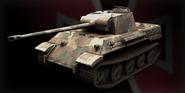 Panzer V Panther bonus CoD3
