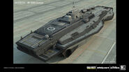 Tigris Concept Model Rear by Young Kim IW