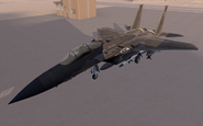 Eagle in FB Phoenix